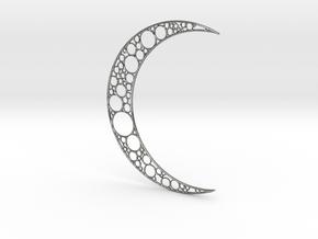 Alunada in Polished Silver