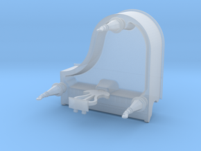 1/56th (28mm) scale Piano in Smooth Fine Detail Plastic