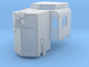 N-Scale High Hood Conversion for Kato GP30 in Smoothest Fine Detail Plastic