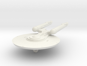 3788 Scale Fed Classic New Light Cruiser (NCL) WEM in White Natural Versatile Plastic