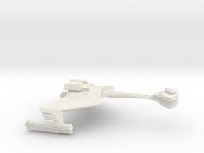3788 Scale Klingon D6K Refitted Heavy Cruiser WEM in White Strong & Flexible
