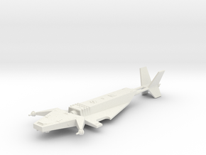 Omni Scale Juggernaut Missile Dreadnought SRZ in White Natural Versatile Plastic