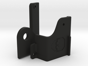 Keyboard Mounts for C64C case (universal) in Black Strong & Flexible