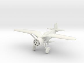 1/144 PZL P24 in White Natural Versatile Plastic