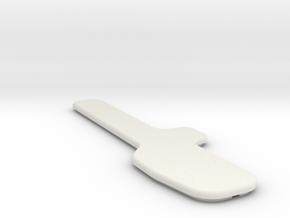 PO-cap in White Strong & Flexible