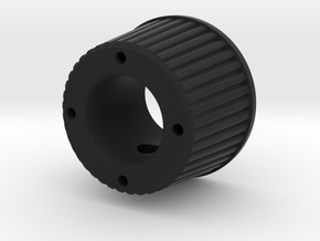 Shooter Rod Knob - Volume-part B in Black Premium Versatile Plastic