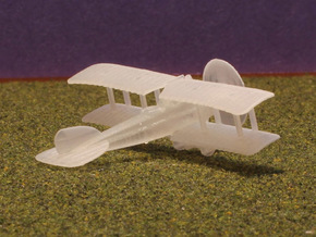 Albatros C.V/16 in Smooth Fine Detail Plastic: 1:288