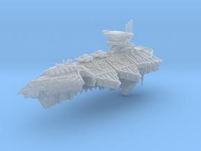 Styx Battlecruiser in Smooth Fine Detail Plastic