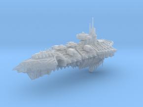 Archon Battlecruiser in Smooth Fine Detail Plastic