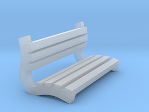 DSB Bench 1:160 in Smooth Fine Detail Plastic