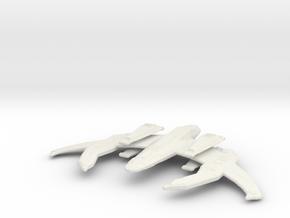 Breen Fighter in White Natural Versatile Plastic