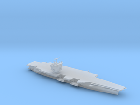 USS Enterprise CVN5 in 3000 in Smooth Fine Detail Plastic