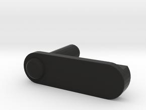 Magazine catch release AGM MP40 in Black Natural Versatile Plastic