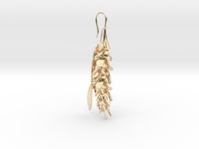 SarishFlower in 14K Yellow Gold
