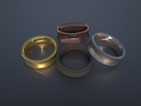 O - Ring / Size 8 in Stainless Steel