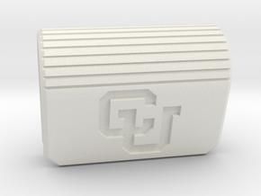 ThinqStudio Webcam Clip in White Natural Versatile Plastic