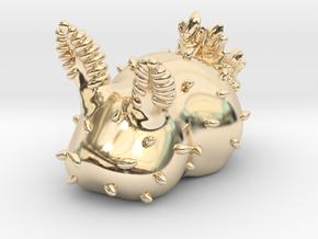 Jorunna Parva Yellow in 14K Yellow Gold: Small