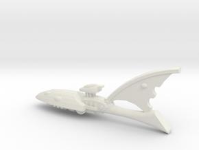 Cazador de Sombras C in White Natural Versatile Plastic