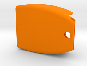 Nissan Key Fob Belt Clip Holder in Orange Processed Versatile Plastic