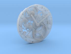 Watch movement eta ultra detail in Smooth Fine Detail Plastic