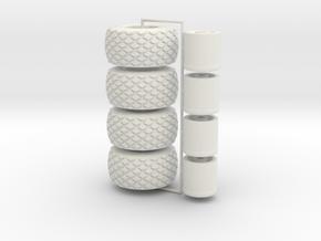 1/64 18-4r38  in White Natural Versatile Plastic
