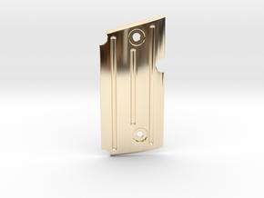 Sig Sauer P238 Right Grip in 14K Gold
