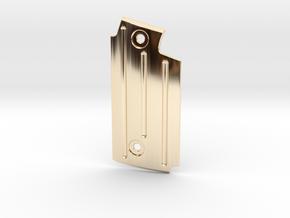 Sig Sauer P238 Left Grip in 14K Gold