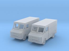 Step Van 2-pack R3 in Smooth Fine Detail Plastic