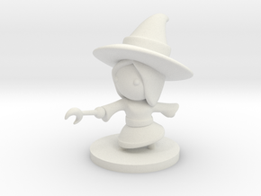 Witch in White Strong & Flexible