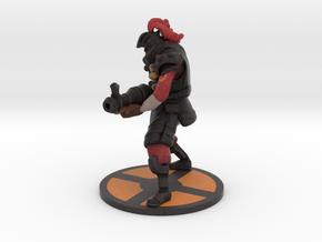 Demoman (Custom request) in Full Color Sandstone