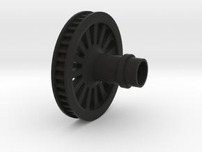 AE TC7 Lightweight Spool in Black Natural Versatile Plastic