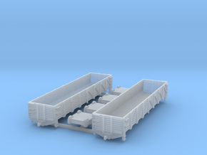 40 ft. Composite Gondola Wagon 1/200 in Smooth Fine Detail Plastic