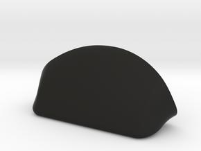 SUUNTO T6 X6HR X6 S6 Adapter gerade 22mm in Black Natural Versatile Plastic