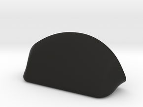 SUUNTO T6 X6HR X6 S6 Adapter gerade 22mm in Black Premium Versatile Plastic