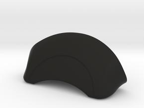 SUUNTO T6 X6HR X6 S6 Adapter kontur 22mm in Black Premium Versatile Plastic