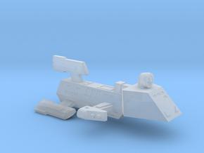 3125 Scale Kzinti FFK Frigate (C-9 Refit) SRZ in Smooth Fine Detail Plastic