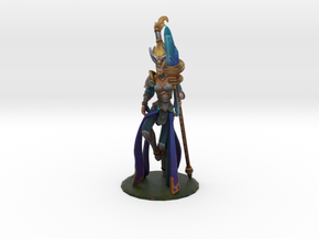Victorious Janna (old) in Full Color Sandstone