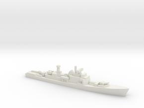 Oslo-class frigate, 1/1250 in White Natural Versatile Plastic