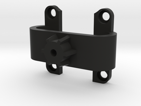 typhoon universal mount - partA in Black Natural Versatile Plastic