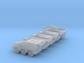 Pegaso BMR-M1-Z-SET-x5-VAR-proto-01 in Smooth Fine Detail Plastic