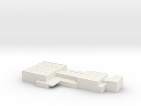 1/700 SAC Office 2 in White Natural Versatile Plastic