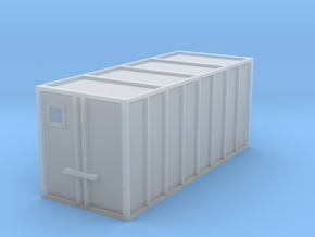 Container HO Scale in Smooth Fine Detail Plastic