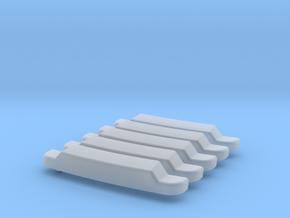 H0 1:87 Sonnenblende für Iveco 23,2mm in Smooth Fine Detail Plastic