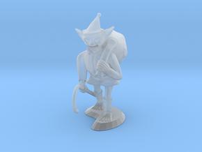 Goblin Santa 1 in Smooth Fine Detail Plastic