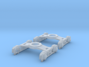 Tender Trains - Shapeways Miniatures