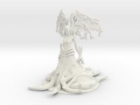 Blackthorn Morgana in White Natural Versatile Plastic