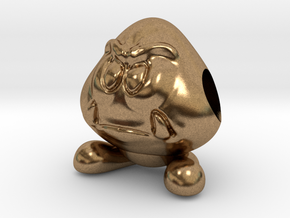 Koopa Goomba in Natural Brass