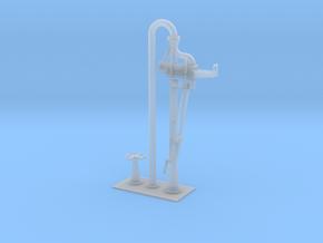 Wasserkran Bayerisch H0 und 0 in Smoothest Fine Detail Plastic: 1:87 - HO