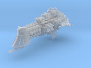 Orion Battlecruiser in Smooth Fine Detail Plastic