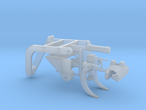1/50th Logging Arch Boom Grapple  in Smooth Fine Detail Plastic